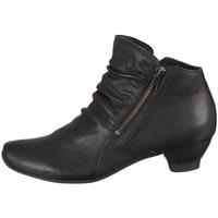 Pantofi Femei Botine Think 8526600 Negre