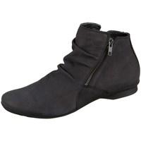 Pantofi Femei Botine Think 3000080000 Grafit