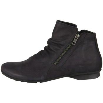 Pantofi Femei Ghete Think Keshuel Negre
