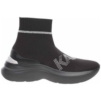 Pantofi Femei Pantofi sport stil gheata Karl Lagerfeld KL61855 Negre