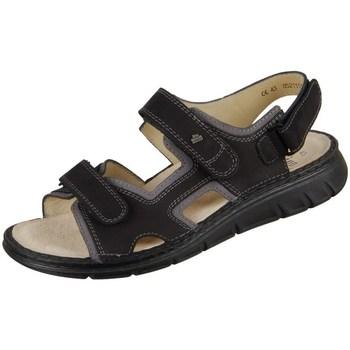 Pantofi Bărbați Sandale  Finn Comfort Wanaka Negre