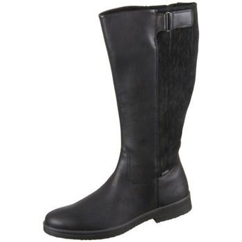 Pantofi Femei Cizme casual Legero Soanna Negre
