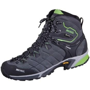 Pantofi Bărbați Drumetie și trekking Meindl Kapstadt Man Negre, Grafit