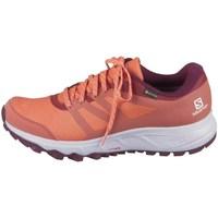Pantofi Femei Pantofi sport Casual Salomon Trailster 2 Gtx W Portocalie