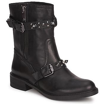 Pantofi Femei Botine Sam Edelman ADELE Negru