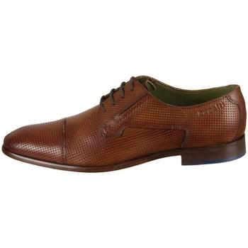 Pantofi Bărbați Pantofi Derby Bugatti Patrizio Cafenii