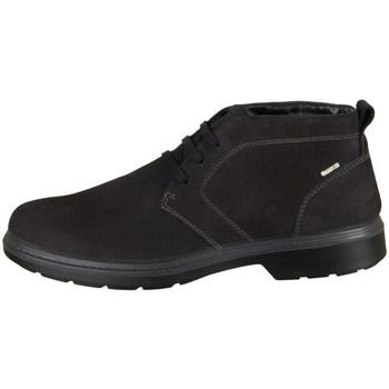 Pantofi Bărbați Ghete Ara Jan Goretex Negre