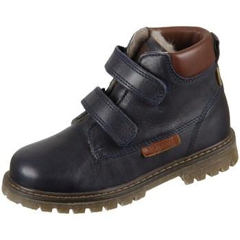Pantofi Copii Ghete Bisgaard 60329219606 Grafit