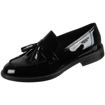 Pantofi Femei Mocasini Vagabond Shoemakers Amina Black Lack Negre