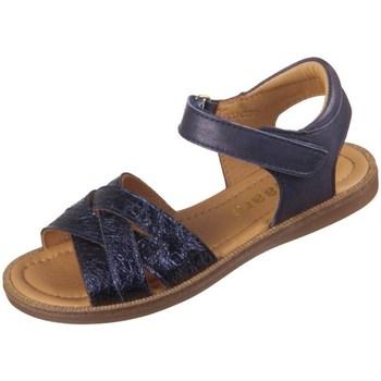 Pantofi Copii Sandale  Bisgaard 702931211426 Albastru marim