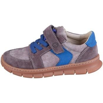 Pantofi Copii Pantofi sport Casual Ricosta Silas Albastre, Bej, Cafenii