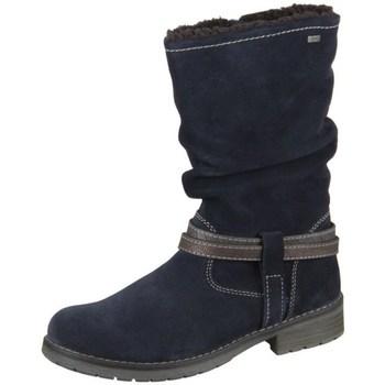 Pantofi Copii Cizme casual Lurchi Lia Negre