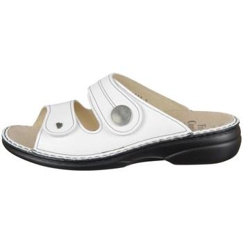 Pantofi Femei Papuci de vară Finn Comfort Sansibar Alb