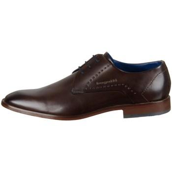 Pantofi Bărbați Pantofi Derby Bugatti Milko Exko Cafenii