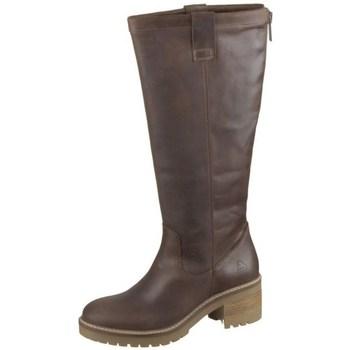 Pantofi Femei Cizme casual Bullboxer 577M76168DDBGKTD79 Cafenii