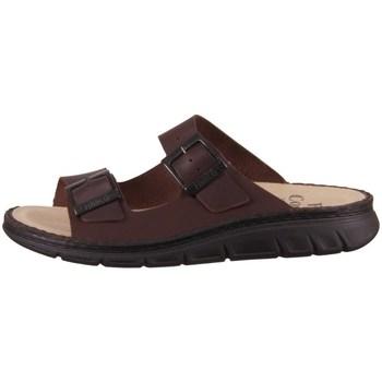 Pantofi Bărbați Papuci de vară Finn Comfort Cayman S Cafenii