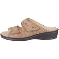 Pantofi Femei Papuci de vară Finn Comfort Jamaika Bej