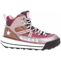 Pantofi Femei Drumetie și trekking Guess Ravele De argint, Cafenii, Roz