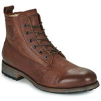 Pantofi Bărbați Ghete Blackstone MID LACE UP BOOT FUR Maro