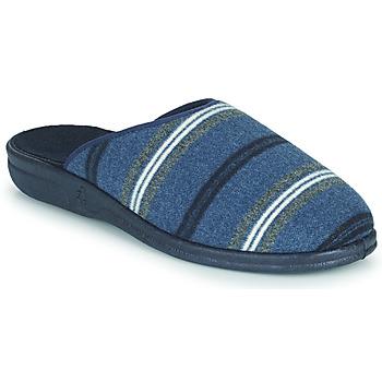 Pantofi Bărbați Papuci de casă Casual Attitude PAULIO Albastru