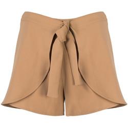 Îmbracaminte Femei Pantaloni scurti și Bermuda EAX  Bej