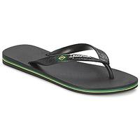 Pantofi Femei  Flip-Flops Ipanema CLASSICA BRASIL II Negru