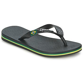 Pantofi Copii  Flip-Flops Ipanema CLASSICA BRASIL II KIDS Negru