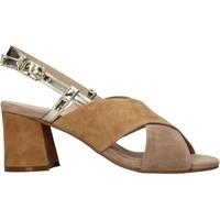 Pantofi Femei Sandale  Carmens Padova 45310 Maro