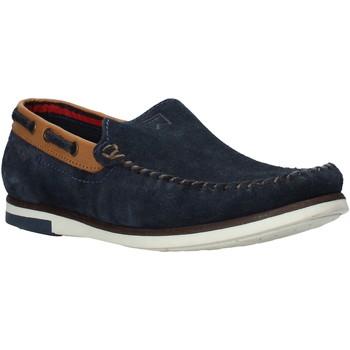 Pantofi Bărbați Mocasini Wrangler WM01140A Albastru