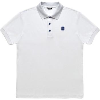Îmbracaminte Bărbați Tricou Polo mânecă scurtă Refrigiwear RM0T19001PX9032 Alb