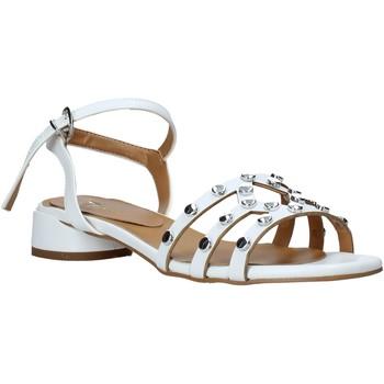 Pantofi Femei Sandale  Grace Shoes 971004 Alb