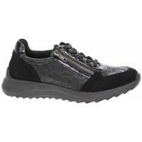 Pantofi Femei Pantofi sport Casual Remonte Dorndorf D570102 Negre, Grafit