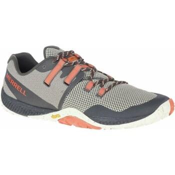 Pantofi Bărbați Trail și running Merrell Trail Glove 6 Gri, Portocalie