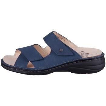 Pantofi Femei Papuci de vară Finn Comfort Melrose Albastru marim