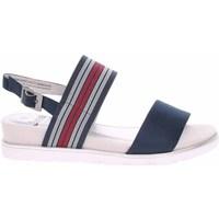 Pantofi Femei Sandale  Jana 882820826805 Albastru marim