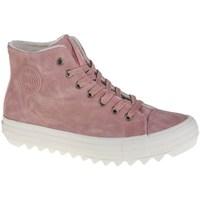 Pantofi Femei Ghete Big Star EE274113 Roz