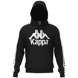 Îmbracaminte Bărbați Hanorace  Kappa Hurtado Hooded Negre