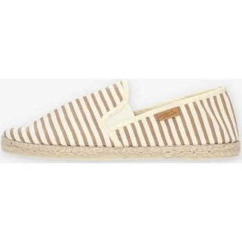 Pantofi Bărbați Espadrile La Maison De L'espadrille 101VE4543 Bej