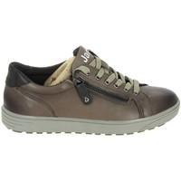 Pantofi Femei Pantofi sport Casual Jana Sneaker 23611 Gris Gri