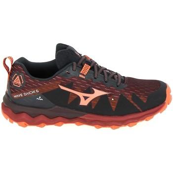 Pantofi Femei Trail și running Mizuno Wave Daichi Noir Rose Negru