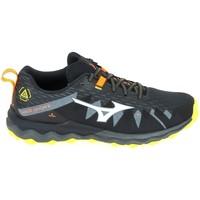 Pantofi Bărbați Trail și running Mizuno Wave Daichi Marine Gris albastru