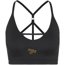 Îmbracaminte Femei Bustiere sport Nike Indy Strappy Negru