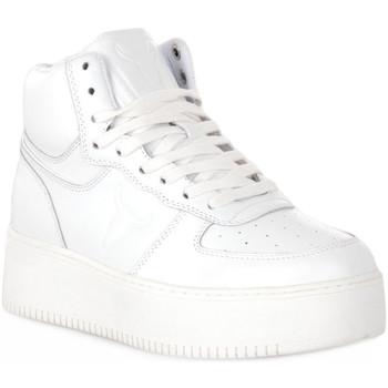 Pantofi Femei Pantofi sport stil gheata Windsor Smith WHITE THRIVE Bianco