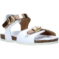 Pantofi Copii Sandale  Bionatura CHIARA Alb