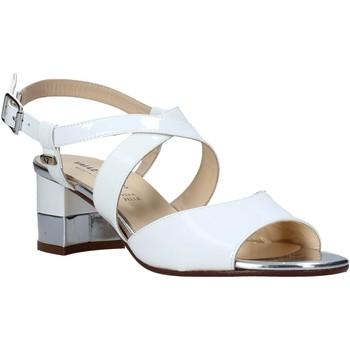 Pantofi Femei Sandale  Valleverde 38412 Alb
