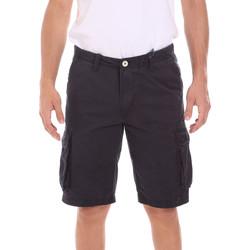 Îmbracaminte Bărbați Pantaloni scurti și Bermuda Gaudi 111GU25042 Albastru