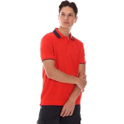 Îmbracaminte Bărbați Tricou Polo mânecă scurtă Invicta 4452240/U Roșu