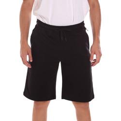 Îmbracaminte Bărbați Pantaloni scurti și Bermuda Ciesse Piumini 215CPMP71415 C4410X Negru