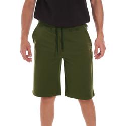 Îmbracaminte Bărbați Pantaloni scurti și Bermuda Ciesse Piumini 215CPMP71415 C4410X Verde