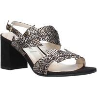 Pantofi Femei Sandale  Valleverde 28250 Negru